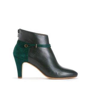 Boots cuir HAUSSMANN PETITE MENDIGOTE