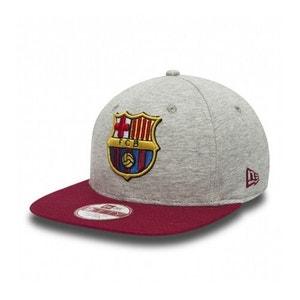 Casquette New Era FC Barcelone EL Bordeaux Gris 9Fifty NEW ERA CAP