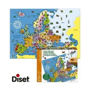 Puzzle Pays d'Europe DISET