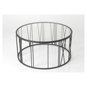 TABLE BASSE  ronde AVEXX HELLIN, DEPUIS 1862