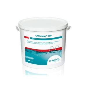 Chlore galets BAYROL 10Kg Chlorilong 250 BAYROL