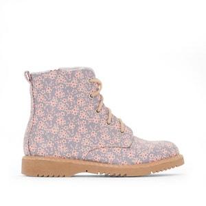 Floral Print Ankle Boots R édition