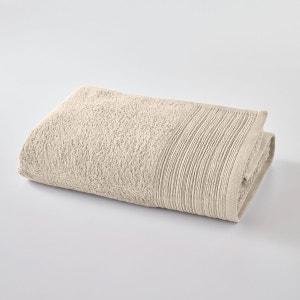 Maxi drap de bain uni éponge coton biologique SCENARIO