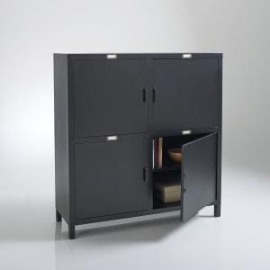 Buffet 4 portes acier Hiba La Redoute Interieurs