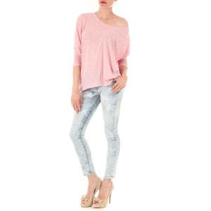 Jeans The Stiletto Current Elliot Bleu Delave CURRENT ELLIOTT