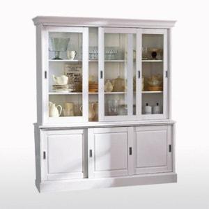 Buffet-vaisselier, pin massif, Authentic Style La Redoute Interieurs