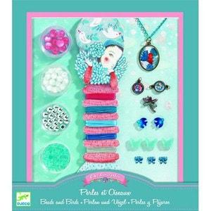 Perles Au bonheur des filles : Oh! les perles Perles et oiseaux DJECO