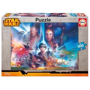 Puzzle 300 pièces : Star Wars : La Menace Fantôme EDUCA