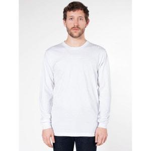 T-Shirt À Manches Longues - Homme AMERICAN APPAREL