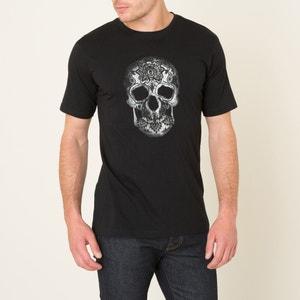 T-shirt met doodskop THE KOOPLES