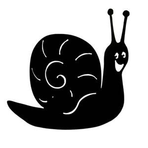 Photophore escargot