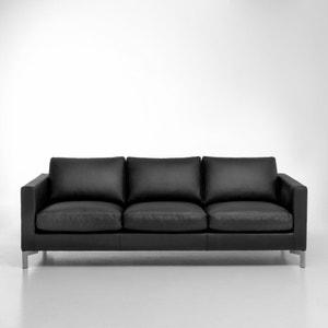 Canapé 2 ou 3 places, cuir, Joan La Redoute Interieurs