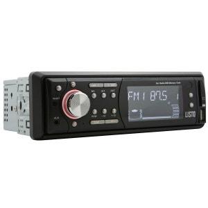 Autoradio LISTO RDU230 MP3/USB/SD/AUX LISTO
