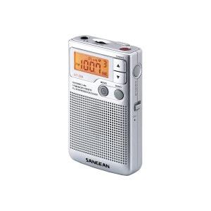 Radio numérique SANGEAN DT-250 Silver SANGEAN
