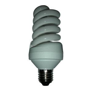 Ampoule Fluocompacte éco Spirale E27 - 18W ADES