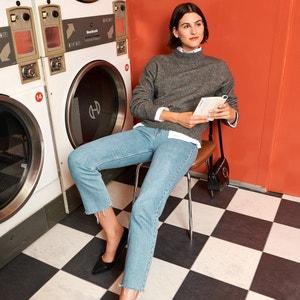 Rechte regular jeans