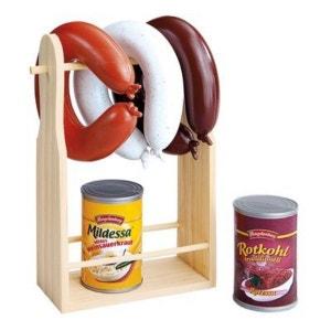 BABY-WALZ Le stand de saucisses épicerie enfant BABY-WALZ