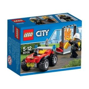Le 4x4 des pompiers - LEG60105 LEGO
