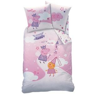 Child's Duvet Cover + Pillowcase Set PEPPA PIG