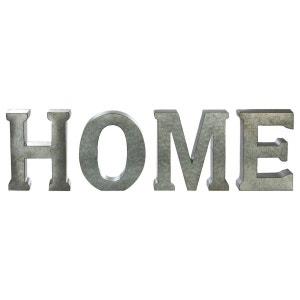 Lettres décoratives en métal HOME DECORATIE