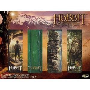 The Hobbit - Set de 4 Marque page magnétique (Set B) SD TOYS