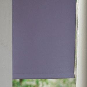 Lichtunduchlässiges Rollo für schmale Fenster SCENARIO
