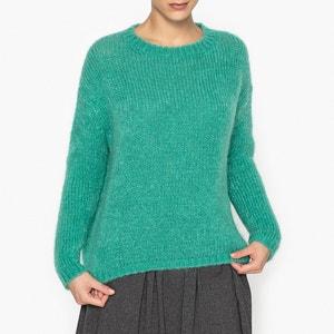 Pullover aus Mohair-Mix POMANDERE