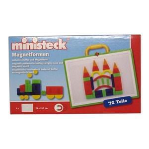 Ministeck 33724 Ministeak - Coffrets à aimants 72 pièces MINISTECK