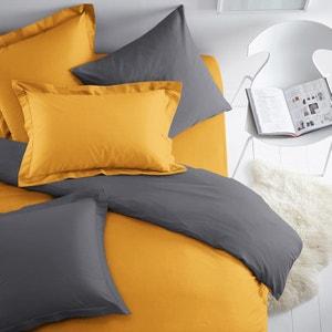 Bicolor kussensloop katoen/polyester SCENARIO