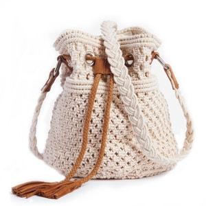 Macramé Bucket Bag MADEMOISELLE R