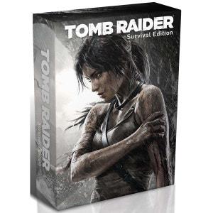Tomb Raider - Survival Edition XBOX 360 SQUARE ENIX