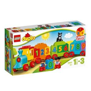 Le train des chiffres LEGO