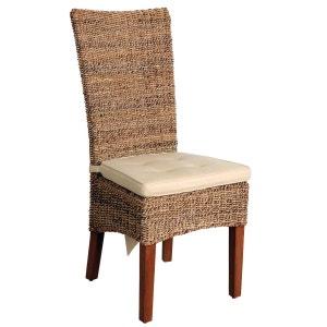 chaise abaca la redoute. Black Bedroom Furniture Sets. Home Design Ideas