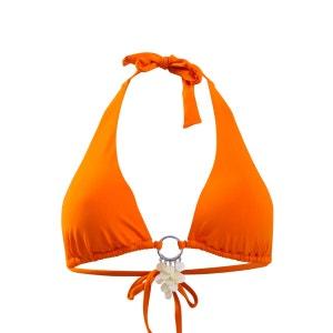 Maillot de bain Triangle Solid Naranja Zago Orange (haut) EMMATIKA