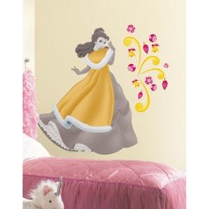 Sticker disney princesse belle holiday FRAMBOISINE ET COMPAGNIE