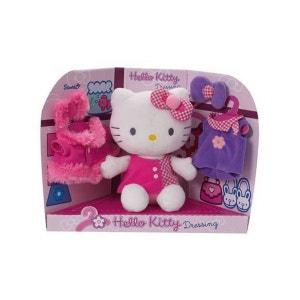 Peluche Hello Kitty et son dressing Lavande HELLO KITTY