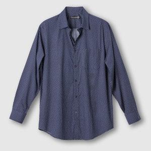 Anchor Print Shirt CASTALUNA FOR MEN