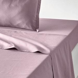 Plain Percale Flat Sheet La Redoute Interieurs