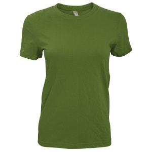 T-Shirt À Manches Courtes - Femme Utrw4036 AMERICAN APPAREL