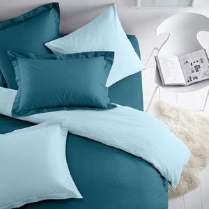 Fronha de almofada bicolor algodão/poliéster SCENARIO