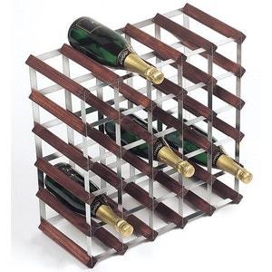 Étagère à vin RTA pour 30 bouteilles- Dark Wood RTA
