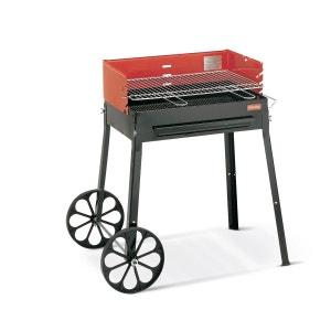 barbecue cuve fonte charbon de bois la redoute. Black Bedroom Furniture Sets. Home Design Ideas
