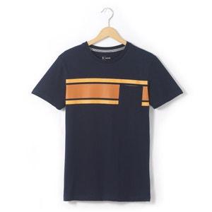 T-shirt rayé manches courtes 10-16 ans La Redoute Collections