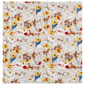 Papier cadeau Winnie - 200 x 70 cm. - Blanc DISNEY