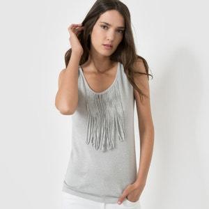 Camiseta sin mangas, con flecos MOLLY BRACKEN