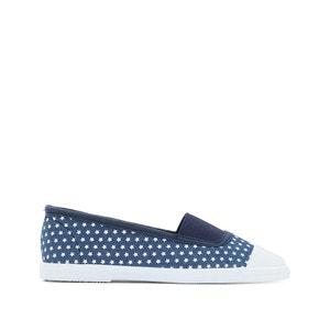 Zapatillas con estrellas, del 26 al 39 La Redoute Collections