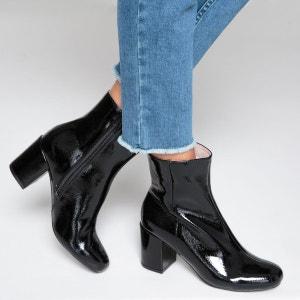 boots bottines femme la redoute. Black Bedroom Furniture Sets. Home Design Ideas