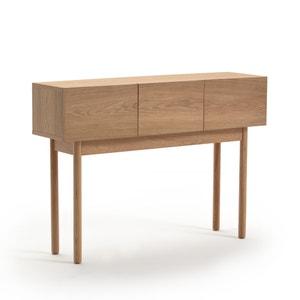 Crueso 3 Drawer Console Table La Redoute Interieurs