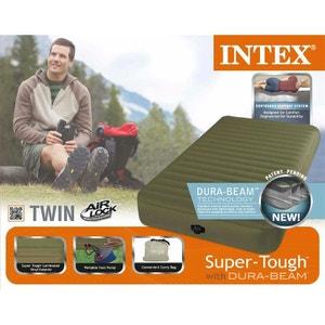 Intex 68726 Matelas gonflable avec pompe à pied. INTEX