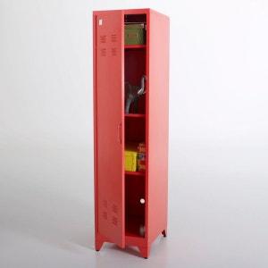 armoire metallique rouge la redoute. Black Bedroom Furniture Sets. Home Design Ideas